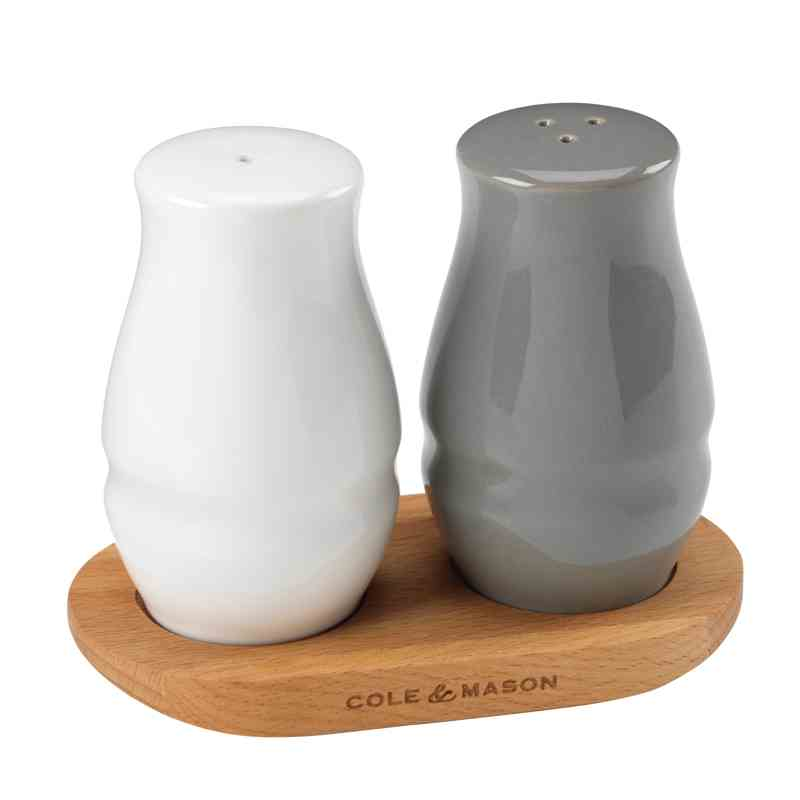 Cole & Mason Salt & Pepper Shaker Set