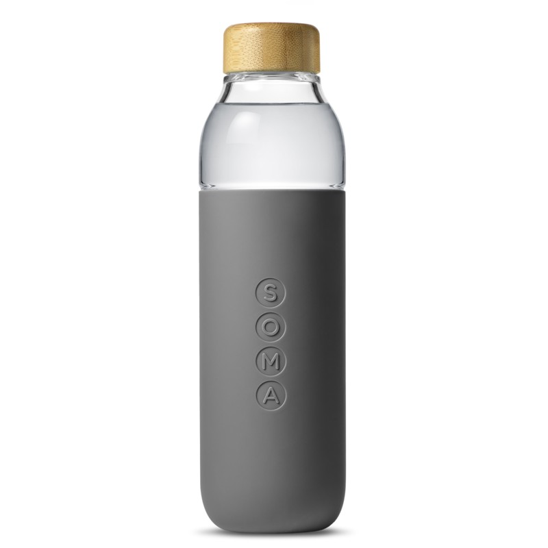 SOMA Water Bottle | Grey