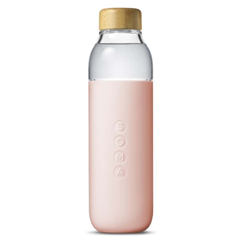 SOMA Water Bottle | Blush