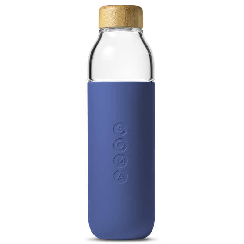 SOMA Water Bottle | Sapphire