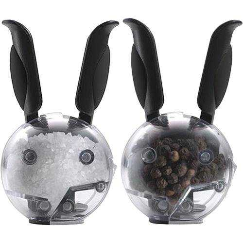 Chef'n Mini Magnetic Salt & Pepper Ball Set