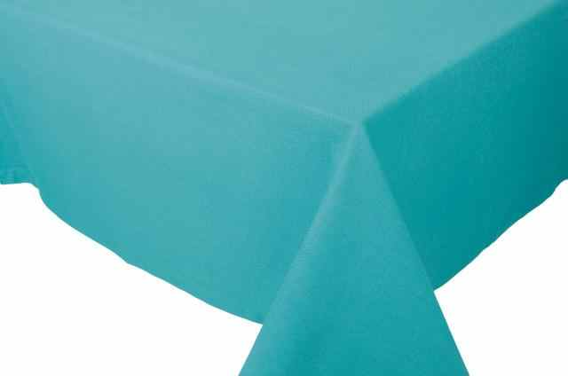 "Table Cloth 60x90"" - Spectrum Turquoise"
