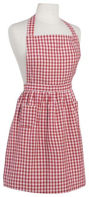 Kitchen Apron | Gingham