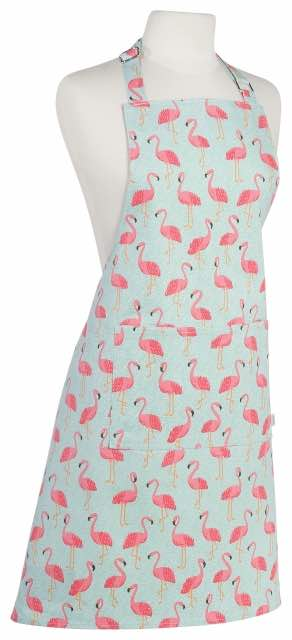 Kitchen Apron | Flamingo