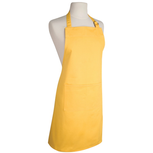 Kitchen Apron - Basic Lemon
