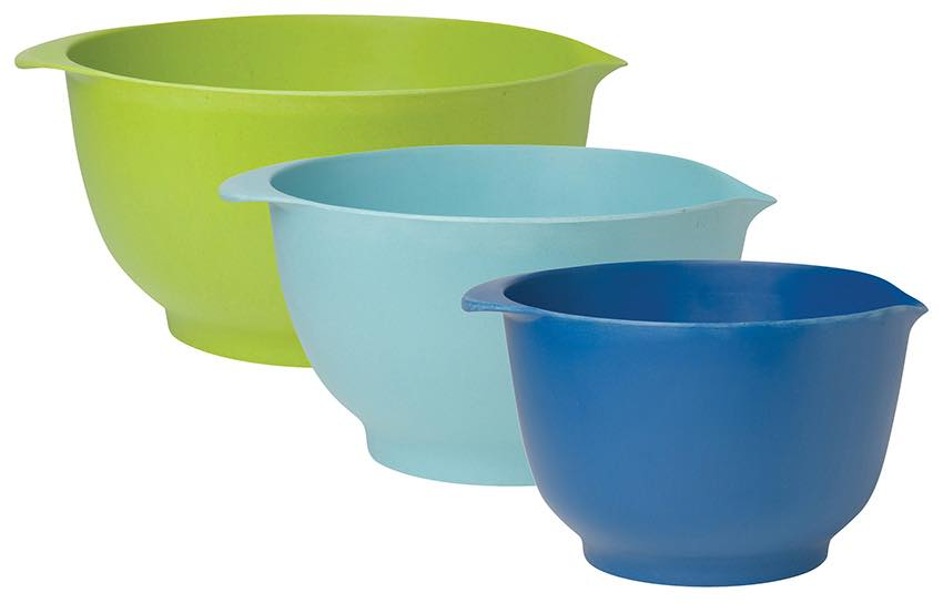 Ecologie Mixing Bowls | Set of 3 | Mineral