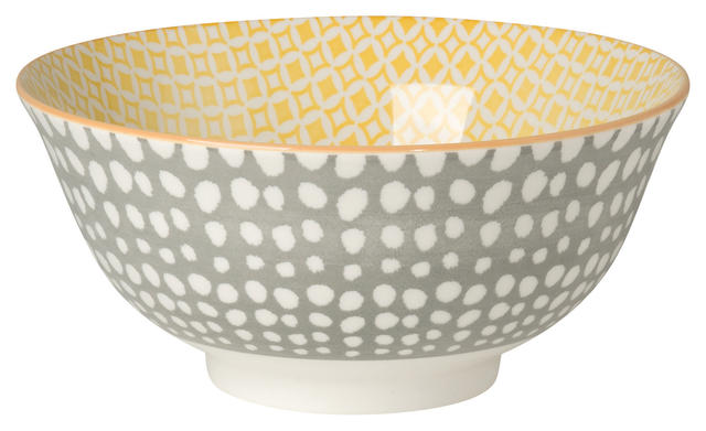 Stamped Bowl 6"