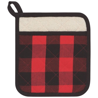 Pot Holder | Buffalo Check