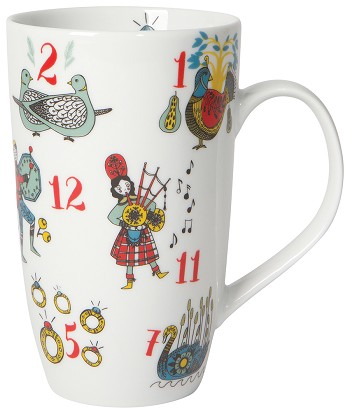 Christmas Mug | 12 Days of Christmas