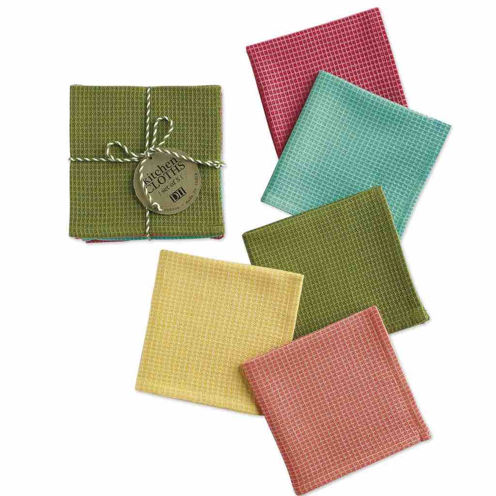 Bali Dishcloths | Set of 5