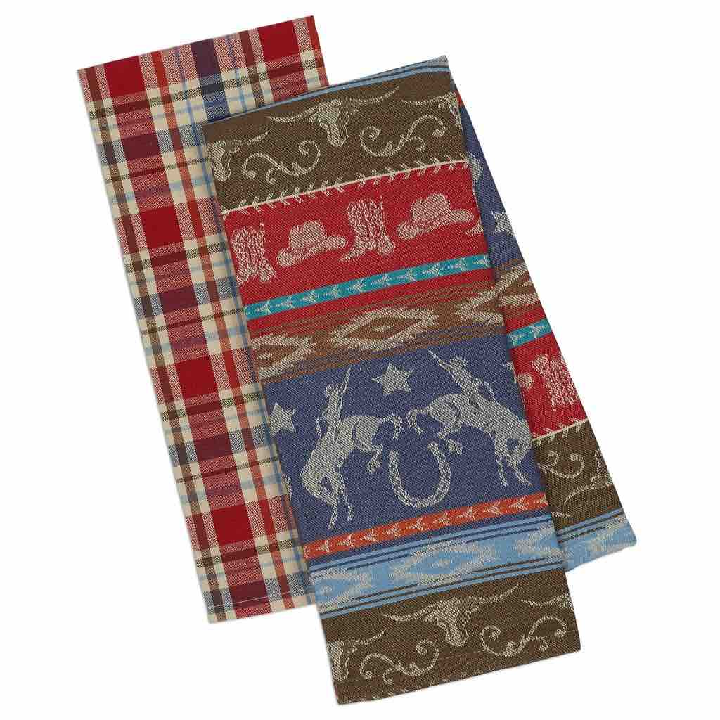 Down Home Dishtowel | Set of 2