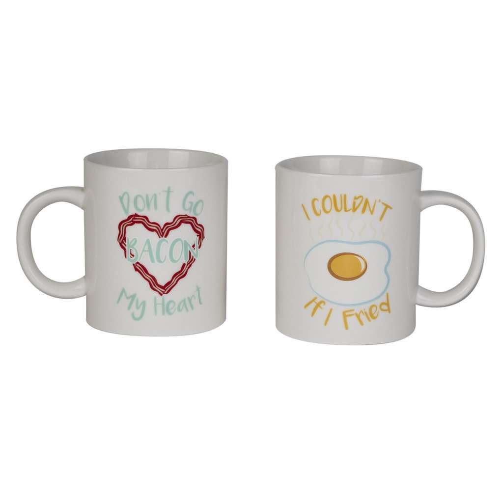 Breakfast Mug | Bacon My Heart