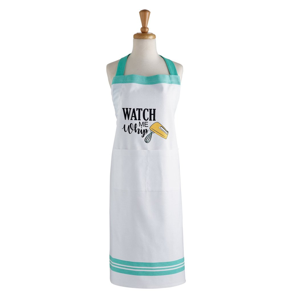 Kitchen Apron | Watch Me Whip