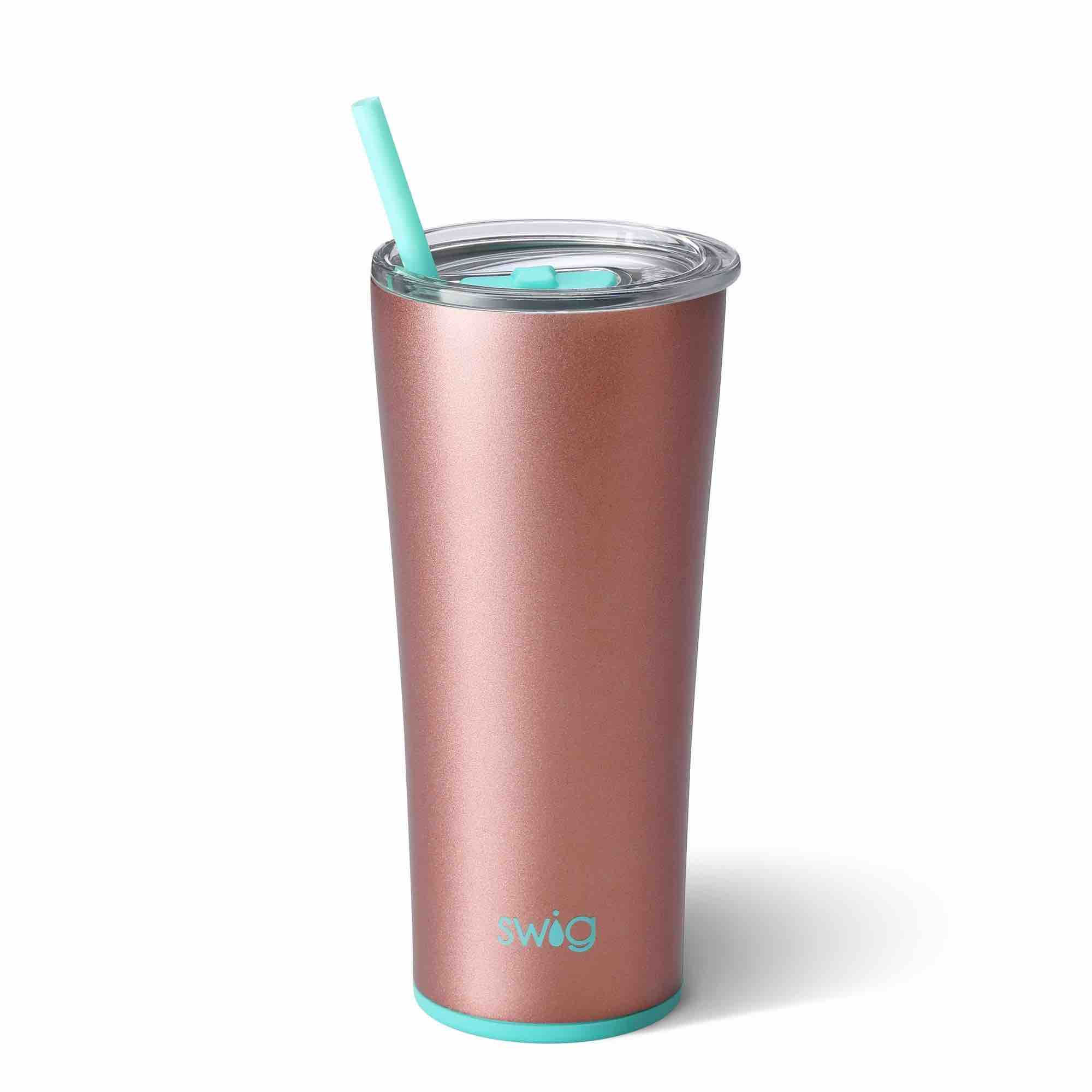 Swig Insulated Steel 22oz Tumbler | Rose Gold