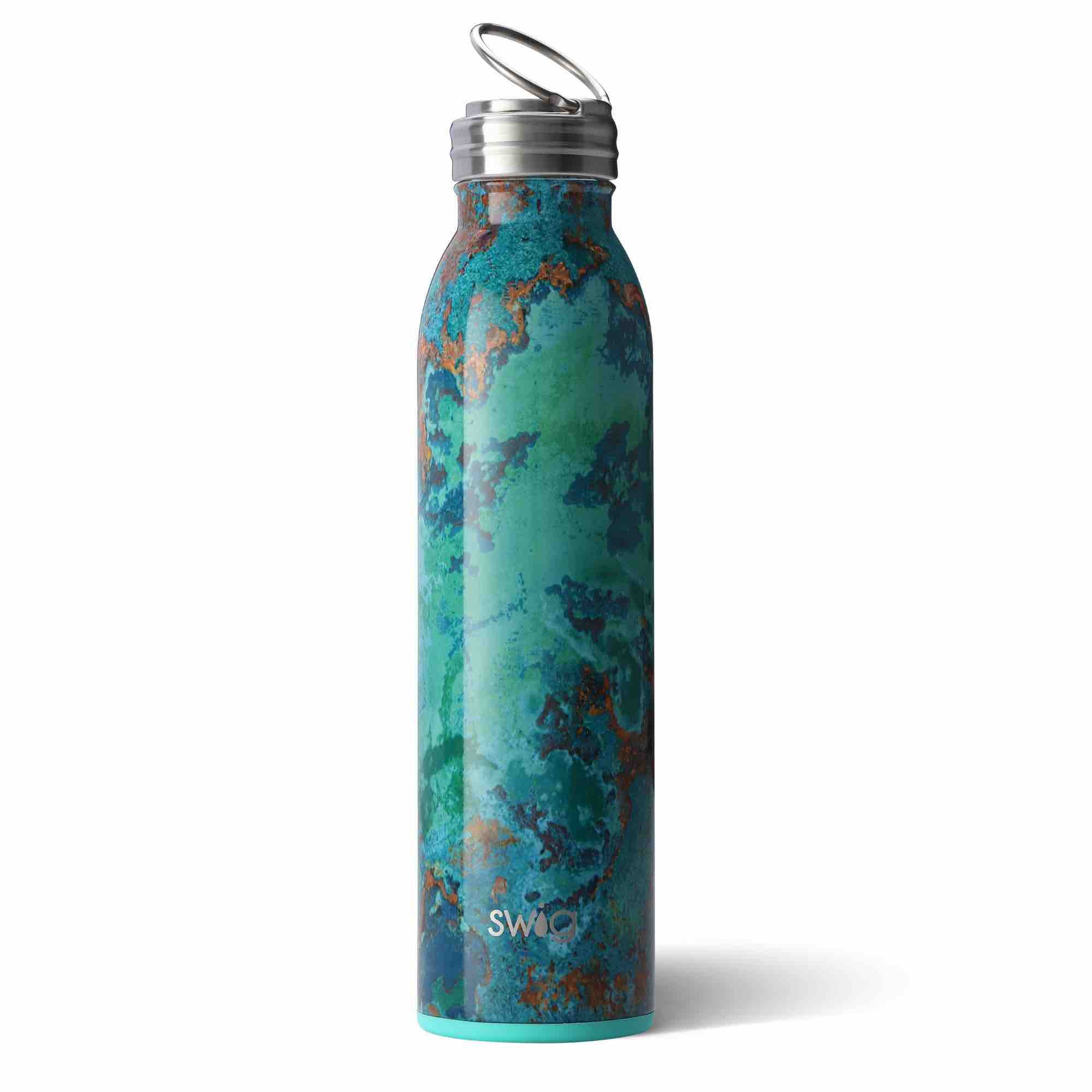 Swig Insulated Steel 20oz Water Bottle | Copper Patina
