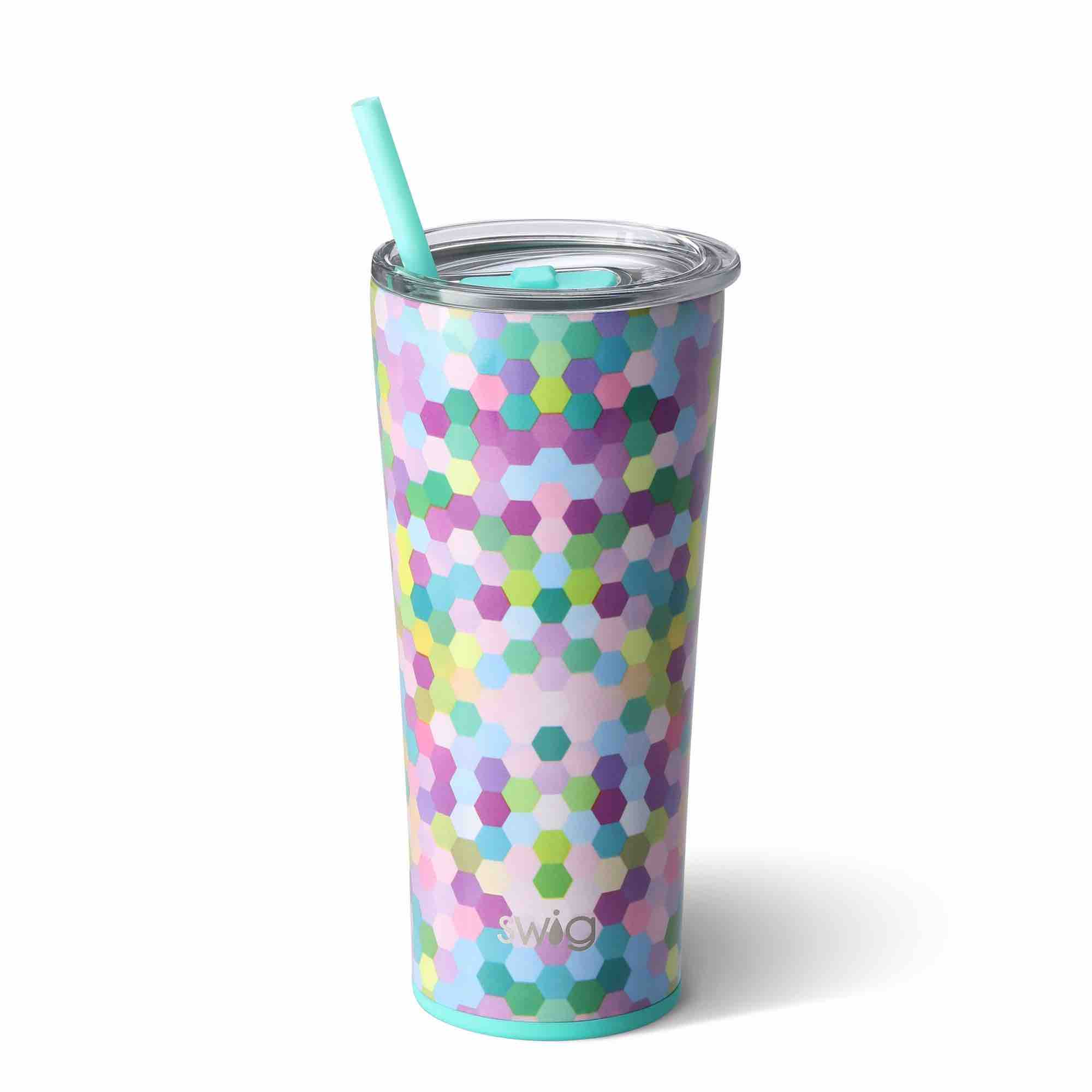 Swig Insulated Steel 22oz Tumbler | Confetti Party