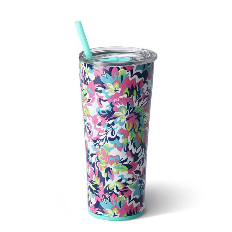 Swig Insulated Steel 22oz Tumbler | Frilly Lilly