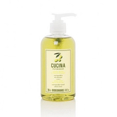 Hand Soap 250mL | Coriander & Olive Tree