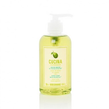 Hand Soap 250mL | Lime Zest & Cypress