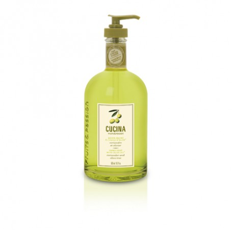 Fruits & Passion Hand Soap 500ml | Coriander & Olive Tree