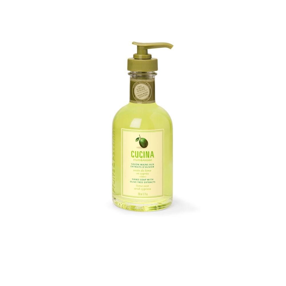 Fruits & Passion Hand Soap | Lime Zest & Cypress