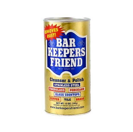 Bar Keepers Friend 12oz Cleaner BKF