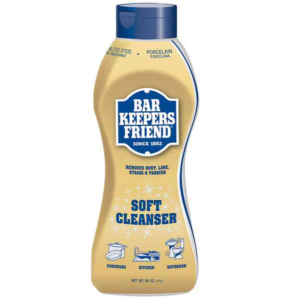 Bar Keepers Friend 26oz Liquid Soft Cleanser