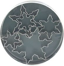 Cookie Cutters | 5pc Snowflake Set