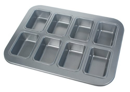 8 Cup Mini Loaf Pan