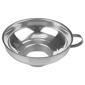Wide Mouth Canning Funnel - Stainless Steel
