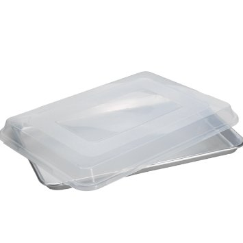 Nordic Ware Baker's Half Sheet with Lid