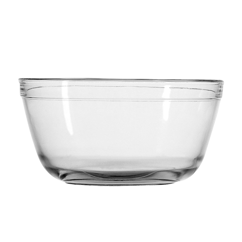 Glass Mixing Bowl 4qt