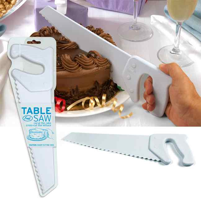 TABLE SAW Cake & Salad Saw