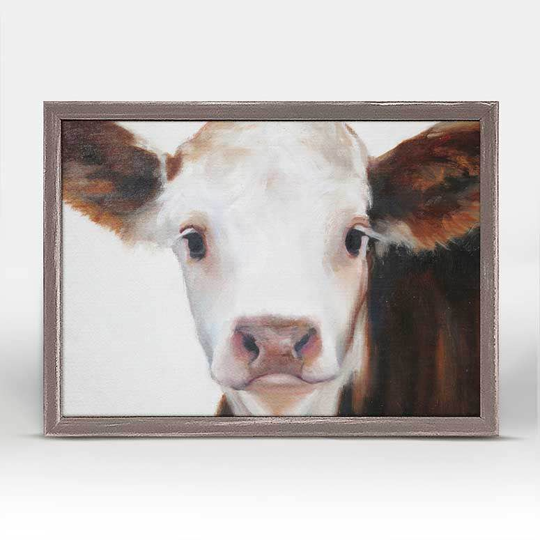 Framed Canvas | Beth by Nancy Egan