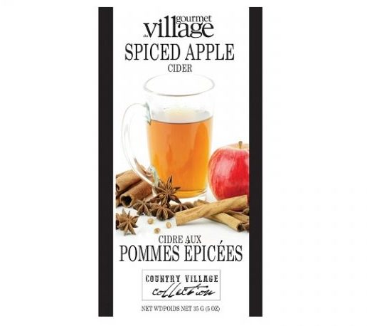 Gourmet du Village Spiced Apple Cider