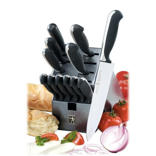 Henckels Synergy 13pc Knife Set