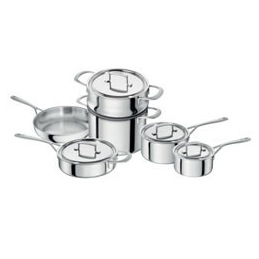 Henckels Zwilling SENSATION 10pc Cookware Set