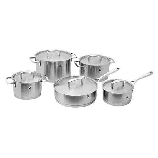 Henckels Zwilling PASSION 10pc Cookware Set