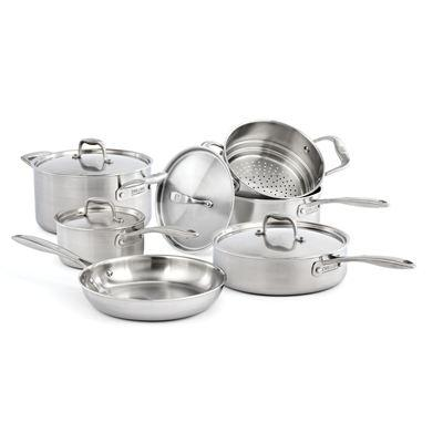 Henckels Zwilling SOL II 10pc Cookware Set