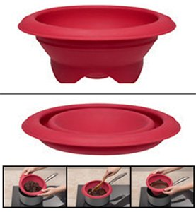 Rose's Silicone Baking Bowl | Double Boiler
