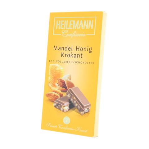 HEILEMANN Chocolate Bar | Almond & Honey Brittle