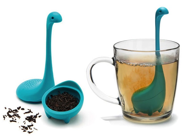 Baby Nessie Tea Infuser | Blue