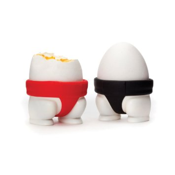 Sumo Egg Cups - Set of 2