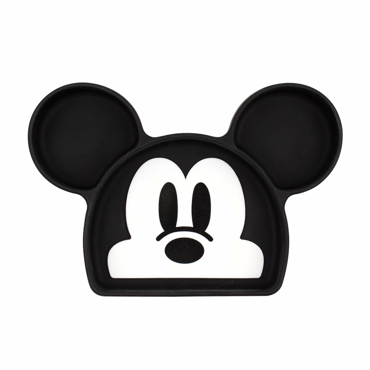 Bumkins Silicone Grip Dish | Mickey Mouse | Disney