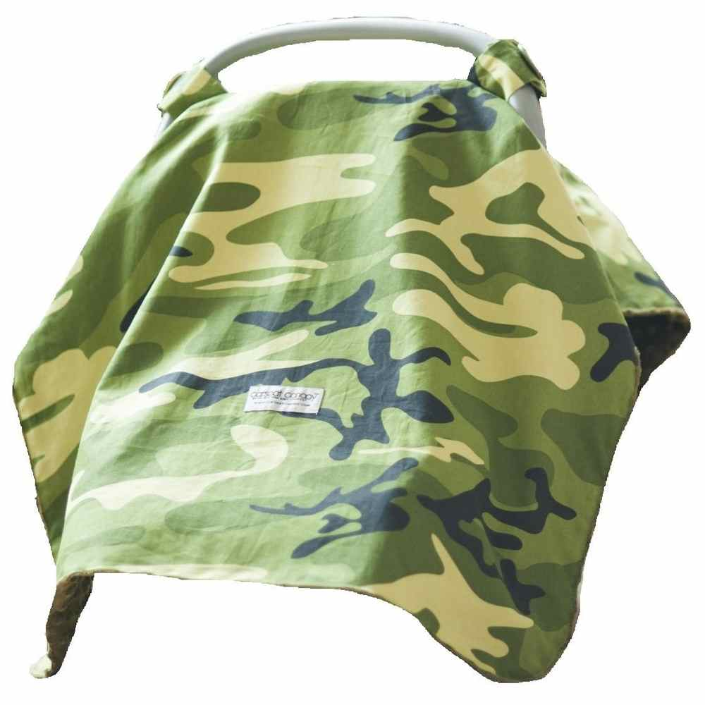 Carseat Canopy - Hunter