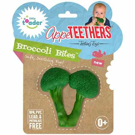 Little Toader AppeTeether - Broccoli Bites