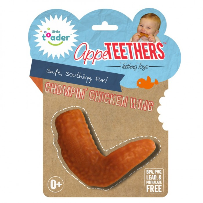 Little Toader AppeTeether | Chompin Chicken Wing