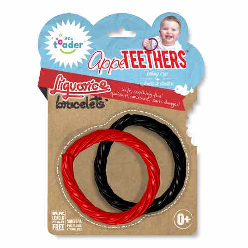 Little Toader Appeteether | Liquorice Bracelets