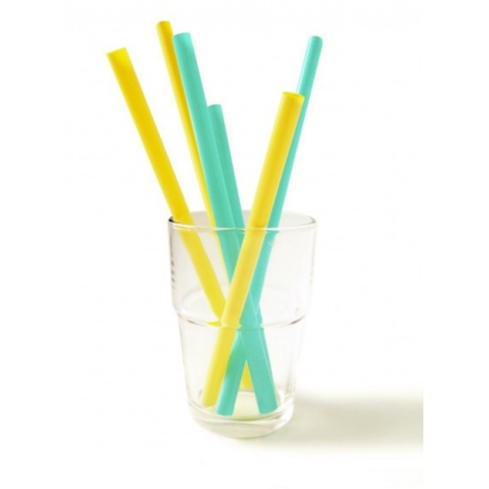 Silikids Silicone Family of Straws | 6 pack