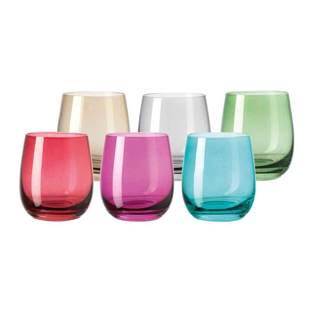 Leonardo Sora Short Tumblers | Set of 6